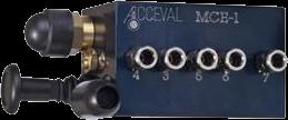 MCE-1 Elevación manual y descenso automático