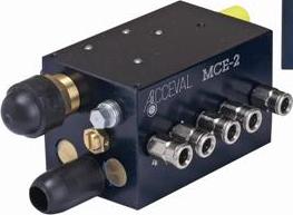 MCE-2 Elevación y descenso automáticos