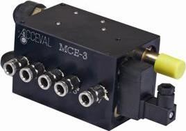 MCE-3 Elevación y descenso automáticos + ayuda a la tracción