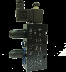 VEB-11 Suspensiones con circuito simple