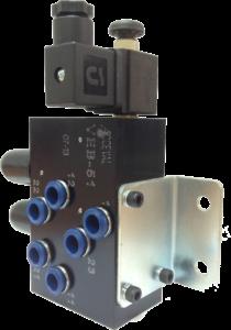 VEB-51 Suspensiones con circuito doble
