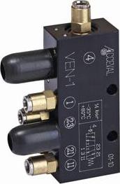VEN-11 Suspensiones con circuito simple