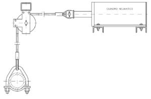 Elevadores universales para vehículos con suspensión neumática