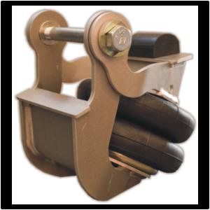 Axle lift kits