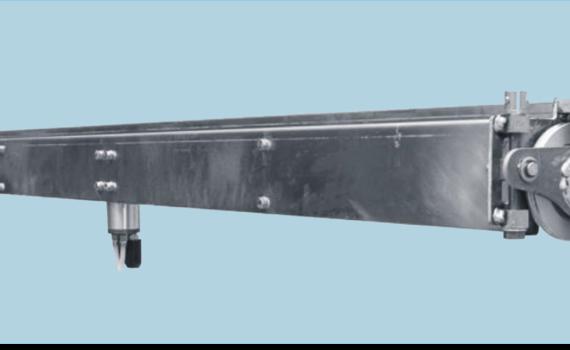 Cajón Accionamiento Toldos con motor neumático para vehículos tipo bañera