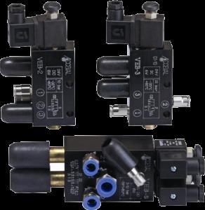 Válvulas de accionamiento eléctrico